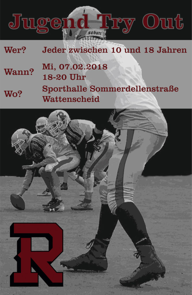 Jugend TryOut am 07.02.2018