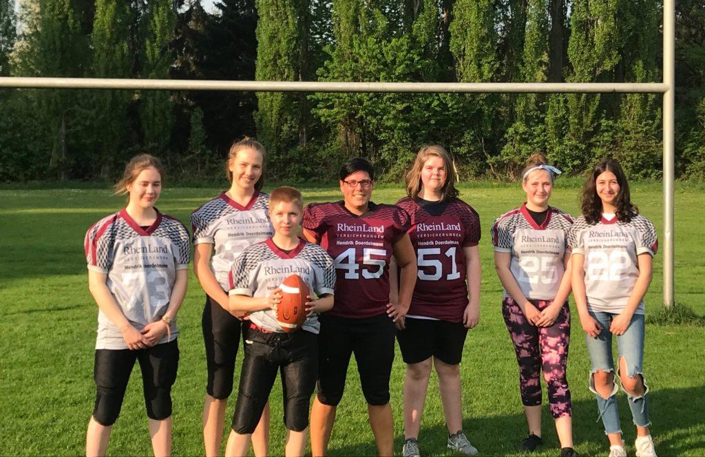 Bochum Rebels gründen Damenteam