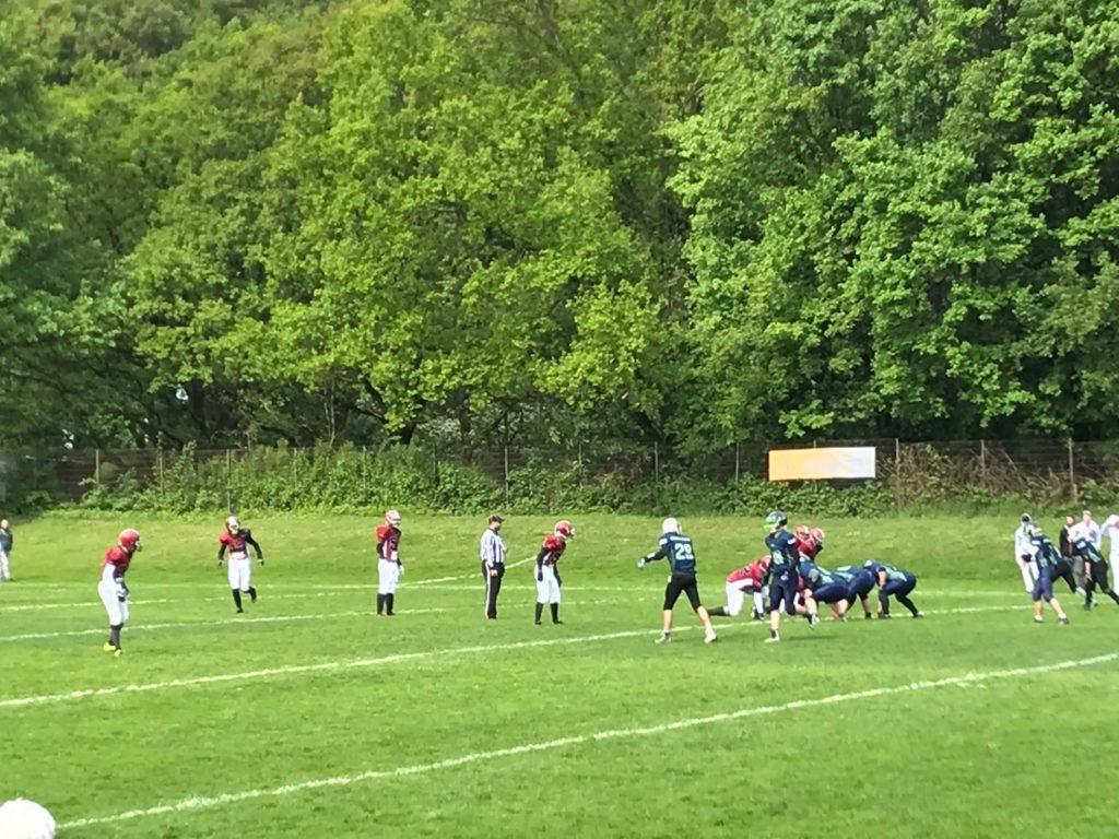U19 siegreich im ersten Heimspiel