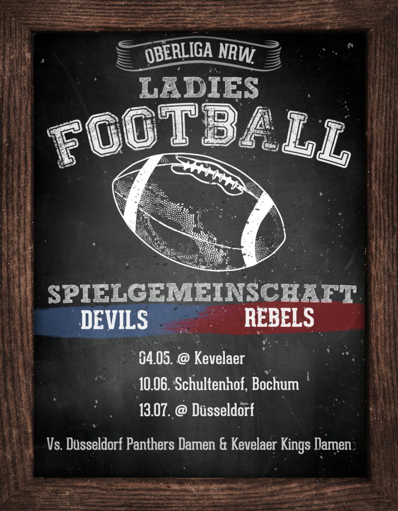 Ladies: Oberliga Saison 2019